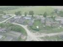 12 06 2017г село Гремячее Навлинский р н полет на Квадрокоптере
