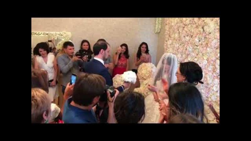 Жених впервые увидел невесту / Армянская свадьба 2017 / Таш туш / Таши Туши