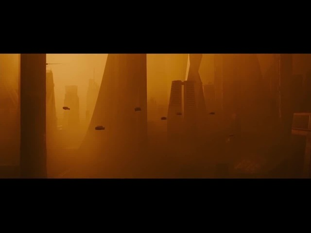 The Beauty of Blade Runner 2049: