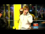 Baby - Justin Bieber Live @ (Sunrise 26April2010) HD 1080p