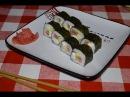 Как делать суши роллы в домашних условиях. Недорого и вкусно