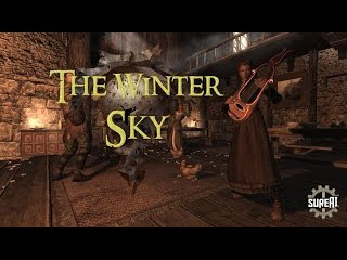 Enderal Bard Songs - The Winter Sky [Sung by Lara Trautmann] RE-UPLOAD