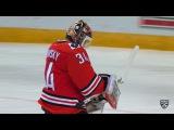 Моменты из матчей КХЛ сезона 1617  Гол. 34. Шумаков Сергей (Сибирь) приносит победу своей команде в серии буллитов 15.11