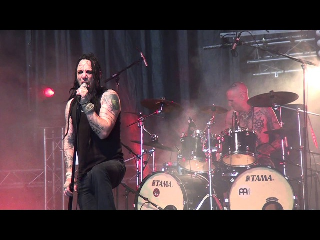Mütiilation Transylvania Hellfest 2015