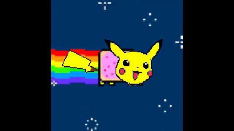 Poptart Pikachu (Nyan Cat Remix)