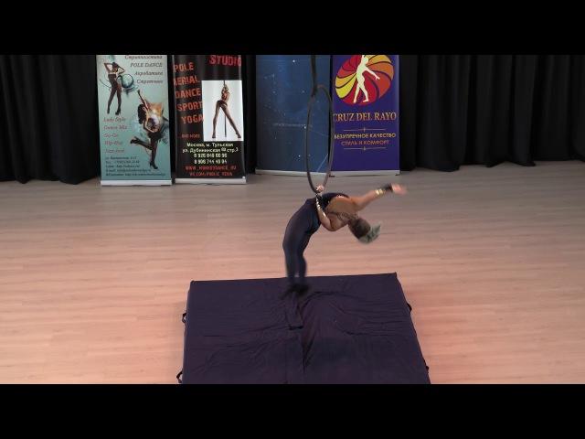 Щекотихина Полина 13 лет - Catwalk Dance Fest VIIl [pole dance, aerial] 14.05.17.