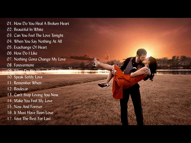 Top 100 Old Love Songs All Time - Best Love Songs 80s - Love Songs Ever