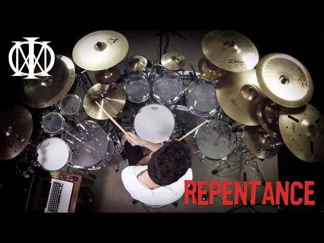 Repentance - Dream Theater - Drum Cover (12 Step Suite)
