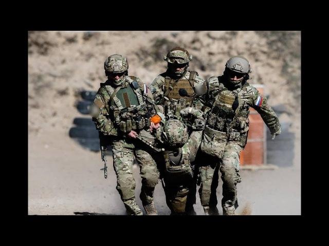 Подвиг российских бойцов ССО в Сирии Путин Документальный фильм 2018🚩 смотреть онлайн без регистрации