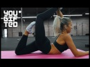 Тренировка на всё тело от гимнастки Алёны Михайловой
