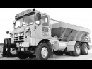 Foden S85 Gritter