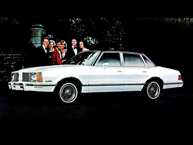 Pontiac Grand LeMans Sedan 2A F19 1979 80
