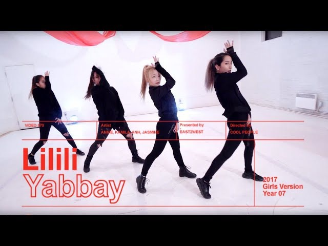 [EAST2WEST] SEVENTEEN(세븐틴) - LILILI YABBAY(13월의 춤) Dance Cover (Girls Ver.)