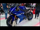 NEW 2018 Yamaha YZF-R6