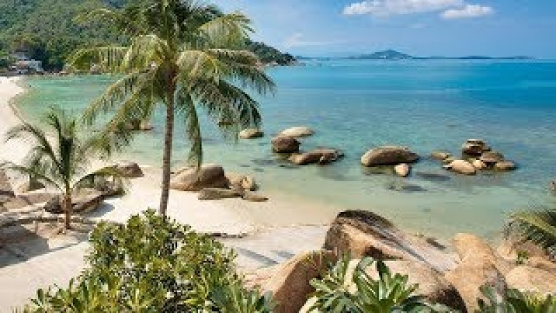Samui Webcam | Koh Samui Thailand | Crystal Bay Yacht Club 1080p HD Live Webcam