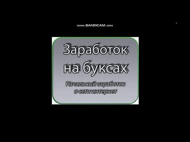 Заработок в интернете, часть 25, Bochabux, буксики 15