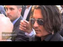 Johnny Depp is the new face of Dior men's fragrance - Hollywood TV