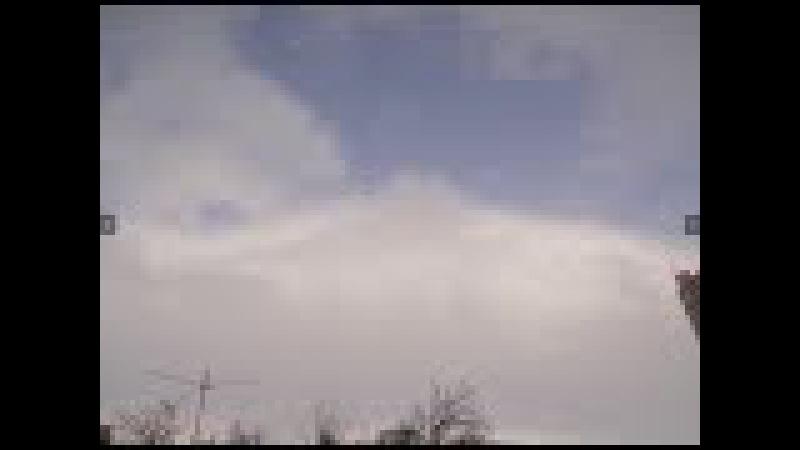 НЛО над Краснодаром 10.2011/02.2012 UFO over Krasnodar