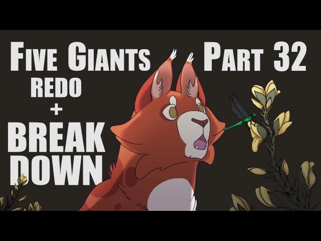 Five Giants Part 32 Redo -:- BREAKDOWN