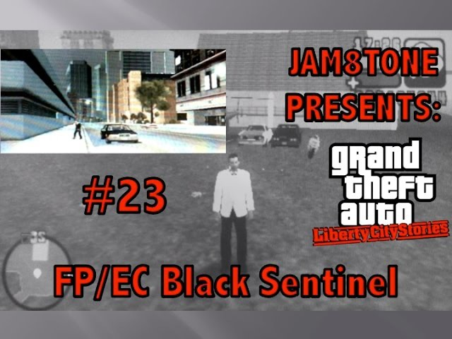 GTA LCS Special Vehicle Guide Part 23 (Obtaining a FP/EC Black Sentinel)