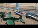 Соревнования по кордовым авиамоделям 11.06.17