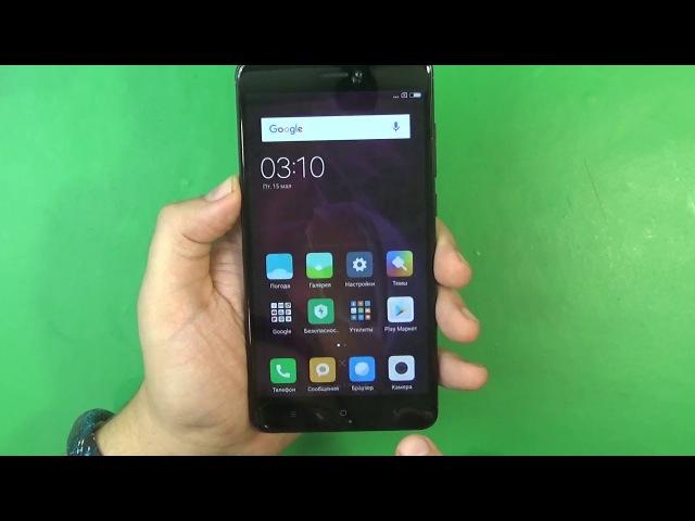Xiaomi Redmi Note 4X Phablet 5 5 дюймов. Полный обзор и распаковка. ✅