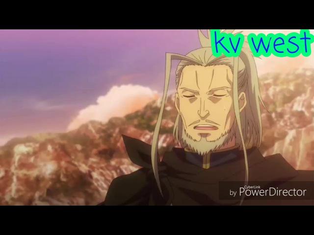 AMV UQ Holder Mahou Sensei Negima Волшебный учитель Нэгима Хранитель вечности
