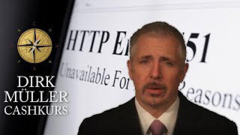 Dirk Müller - Netzneutralität: Das Ende der freien Meinungsäußerung rückt näher