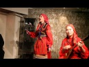 RUSSIAN TRADITIONAL SINGING BALALAIKA PERFORMANCE, OSLO 30.01.2015