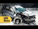 IIHS launches new passenger-side crash test - IIHS News