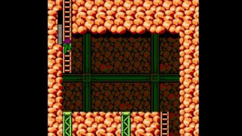 (Nintendo) Riddler's Escape From Arkham (Megaman 3 Rom Hack) Part 6 - Mr Penguin