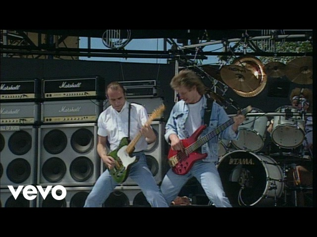 Status Quo - Rockin All Over The World (Live)