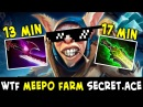 WTF Meepo farm — vs SumaiL and Sonneiko