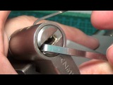 165 AZBE HSK (8+INTERACTIVE PINS DIMPLE) GANZUADO, SPP &amp GUTTED sub eng