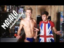 Healthy Chicken Tikka Masala with Chris Baber Tom Daley