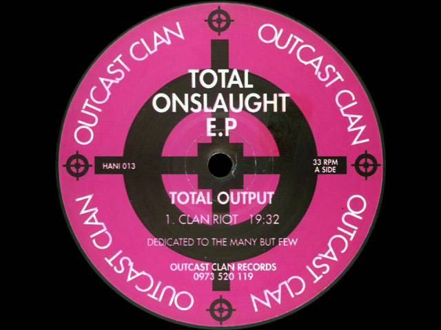 Total Output - Past The Point Of No Return