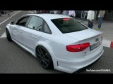 Audi S4 A46 by MS Design - Ride, Accelerations, Interior &amp Exterior details!
