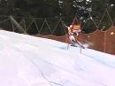 Мужские страдания французского лыжника