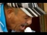 Turkish man yelling
