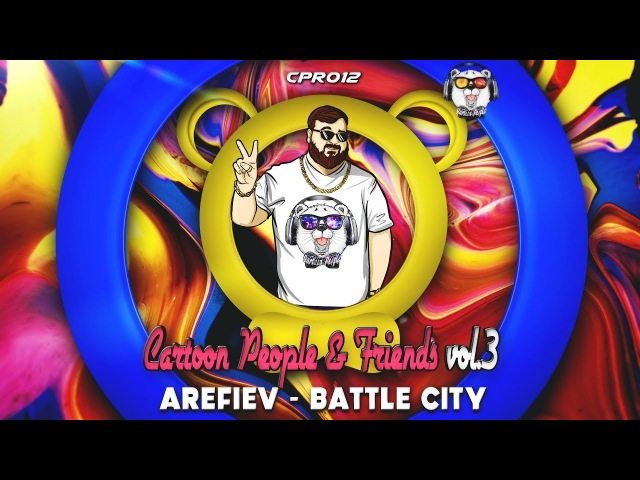 Arefiev - Battle City (OUT NOW)