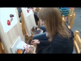 Уроки рисования с Сергеем Андриякой Овощи