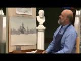 Уроки рисования с Сергеем Андриякой Архитектура зимой