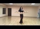 Belly dance. казашка танцует. танец живота
