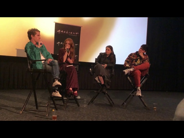 Max Winkler Zoey Deutch, Flower, On the unintended possibility of the film fat shaming