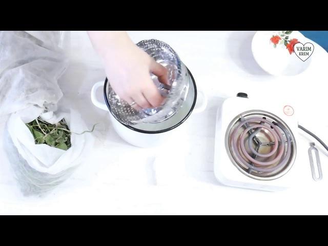 Как сделать гидролат в домашних условиях
