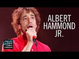 Albert Hammond Jr. Set to Attack