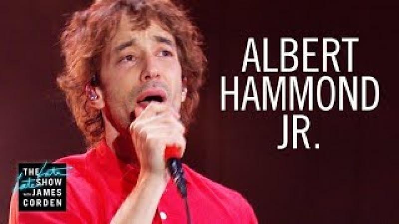 Albert Hammond Jr.: Set to Attack