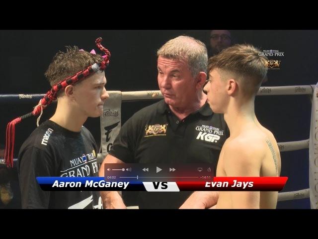 MTGP presents LF39 Evan Jays v Aaron Mcgahey