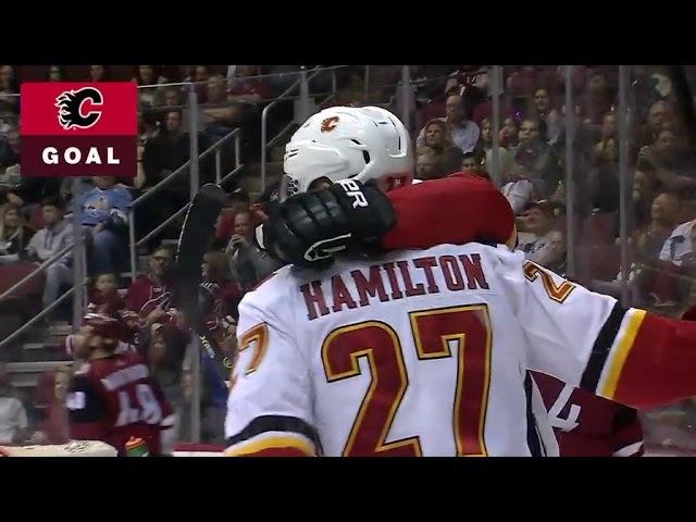 Calgary Flames vs Arizona Coyotes - March 19, 2018 | Game Highlights | NHL 201718