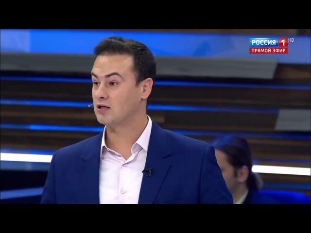 Максим Яли: Никто не имеет права называть Революцию достоинства госпереворотом